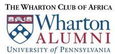 The Wharton Club of Africa logo