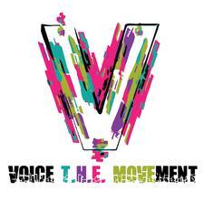 Voice THE Movement, Inc. logo