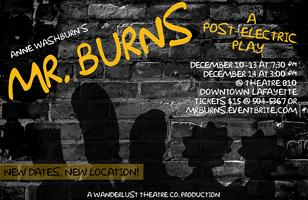 MR. BURNS/Wanderlust Theatre Co.