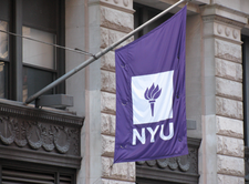 NYU Arthur L. Carter Journalism Institute logo