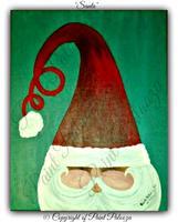 """Paint Party - """"Santa"""""""