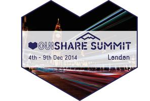 OuiShare London Summit Kickoff