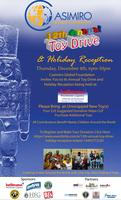 12th Annual Toy Drive & Holiday Reception