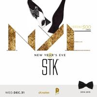 NYE at STK 2015 || Fortune 500 Edition