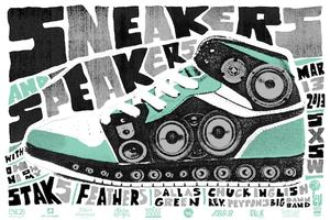 Rock On Foundation Presents-Sneakers & Speakers-Club...