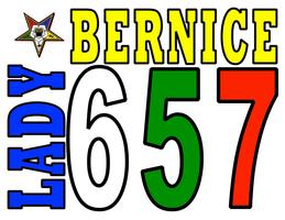 Lady Bernice 657 Holiday Raffle