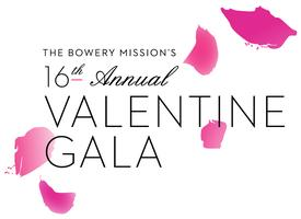 The Bowery Mission's 16th Annual Valentine Gala