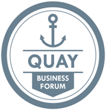 The Quay Business Forum (Contact Pam Knight - info@quaybusinessforum.co.uk) logo