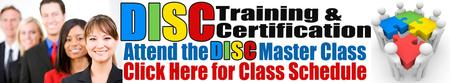 DISC Certification Training Master Class