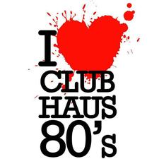 Club Haus 80's logo
