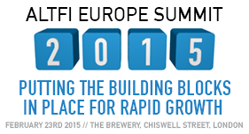 The AltFi Europe Summit 2015