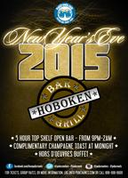 Hoboken Bar & Grill New Year's Eve 2015