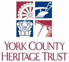 York County Heritage Trust logo