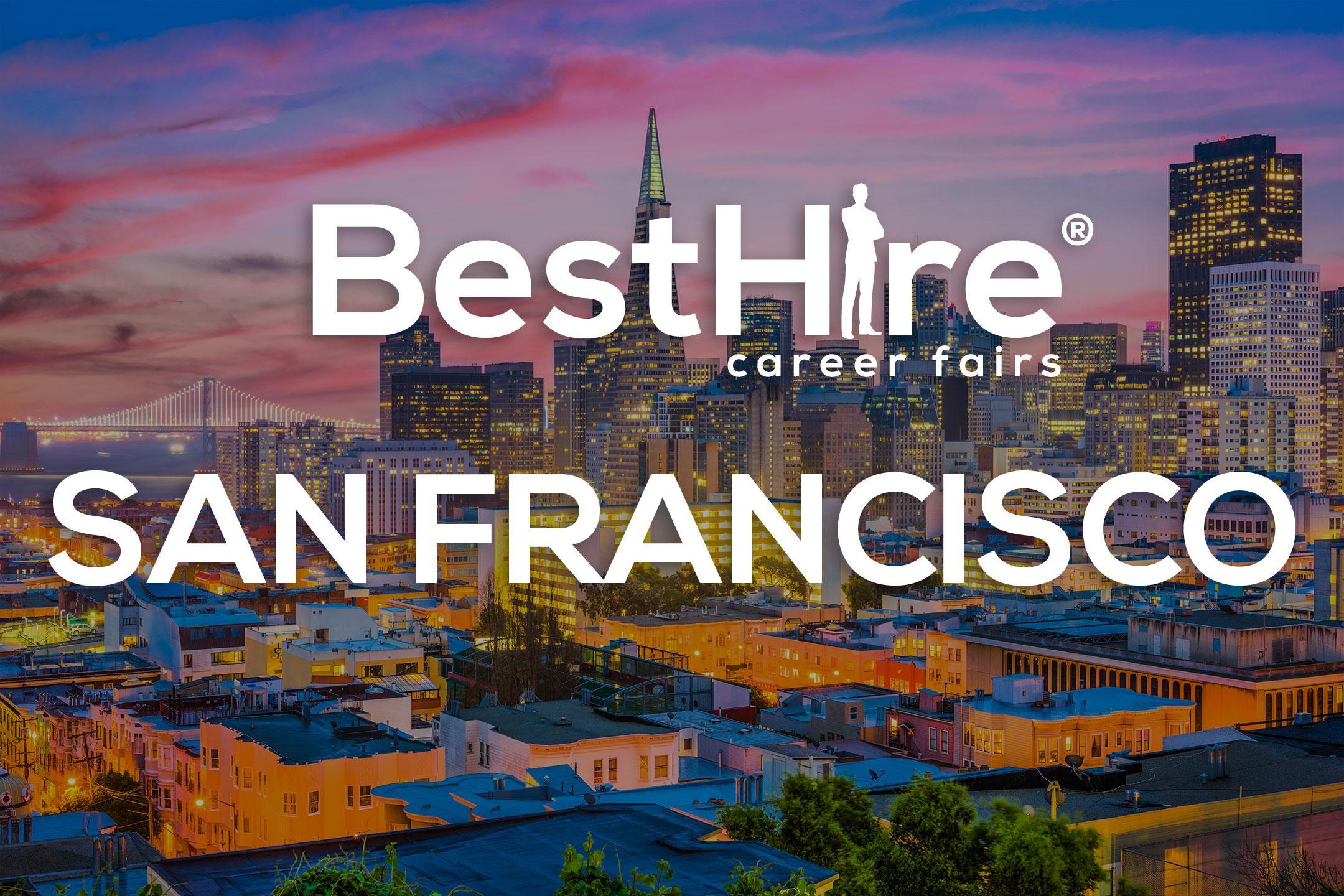 San Francisco Virtual Job Fair October 14, 2021