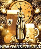 New Year's Eve with Sauf Haus Bier Hall & Garten