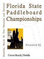 2013 Florida State Paddleboard Championships