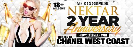 Chanel West Coast Live Inside Nektar Lounge