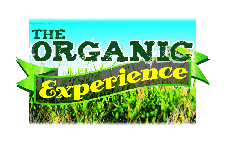 The Organic Experience logo