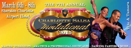 CHARLOTTE SALSA INVITATIONAL 2015
