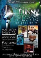 MOCHA Presents Funny Friday