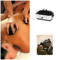 Hot Stone Massage Workshop - Oct 18, 2015- Barrie