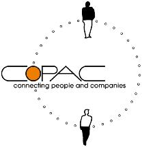 C O P A C GmbH - connecting people and companies logo