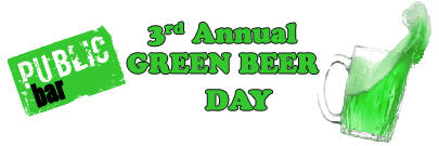 Third Annual Green Beer Day DC 2013