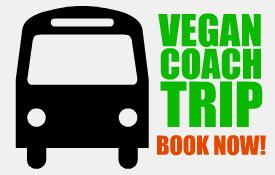 Vegan Coach Trip
