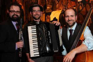CD Release Concert: Yiddish Art Trio