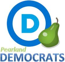 Pearland Democrats Club logo