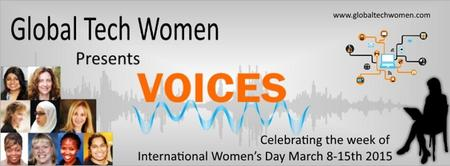 Voices 2015 Presented by Global Tech Women