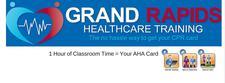 Grand Rapids Healthcare Training logo