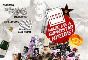 SOLD OUT - NYE 2015 at ICON Nightclub