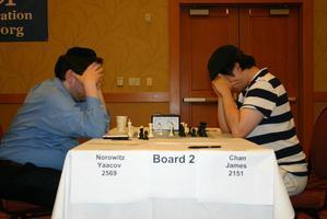Chess Club Thursdays registration for grades 1 to 5...