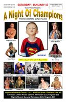 """A Night of Champions""...Super Show for Super Bo"