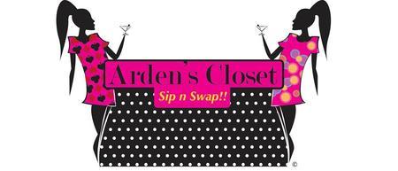 Arden's Closet Sip'n Swap VII Last one of 2014!