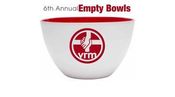 6th Annual Empty Bowls