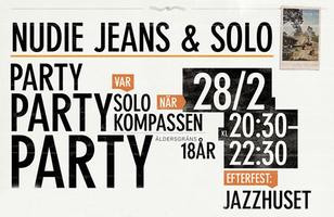 Nudie Jeans & SOLO