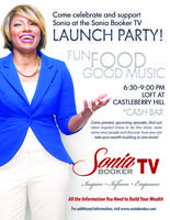 Sonia Booker TV Launch Party!