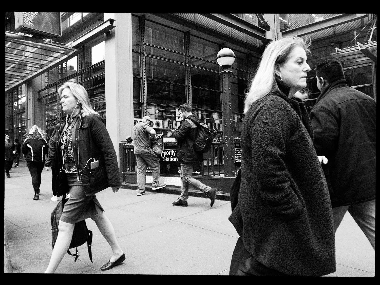 Seeing With New Eyes - Hell's Kitchen Street Photography Workshop
