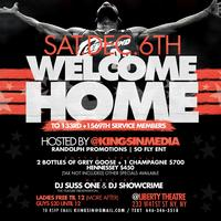 Welcome home to our troops | Dec 6th at Liberty...