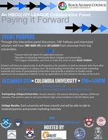 New York City HBCU / Ivy League Panel Discussion:...