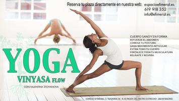 Clases de Yoga Vinyasa