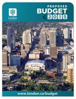 2015 Build A Budget Workshop