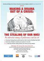 Making a Drama Out of a Crisis : the stealing of our...