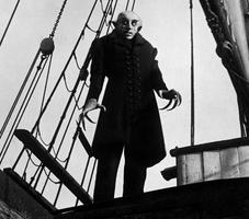 Nosferatu with live music from Andrew Alden Ensemble