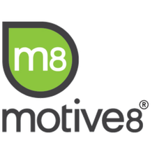 motive8 Continuous Professional Development logo
