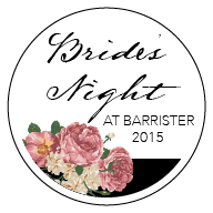 Bride's Night at Barrister Winery