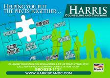 Harris Counseling and Coaching logo