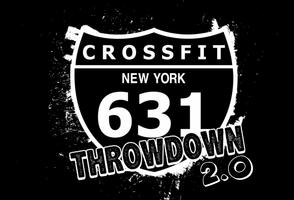 CROSSFIT 631 THROWDOWN 2.0